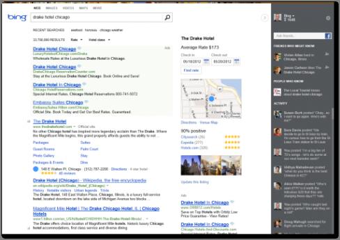 Das neue Bing