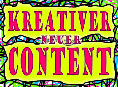 Kreativer Content