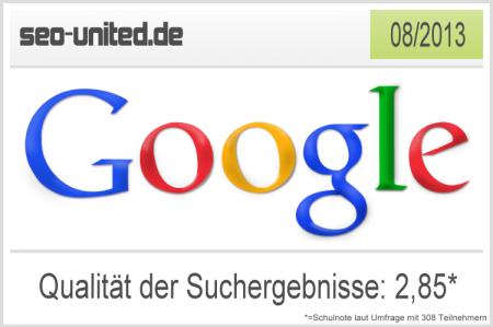 Google-Umfrage 2013