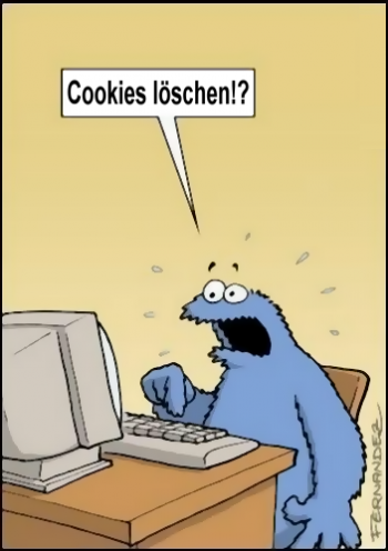 Cookies löschen