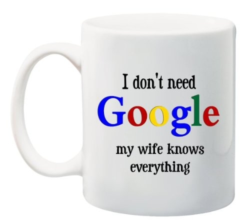 I don´t need Google