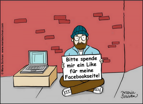 Facebook Marketing für Arme