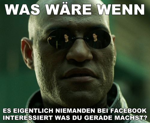 Die Facebook Matrix