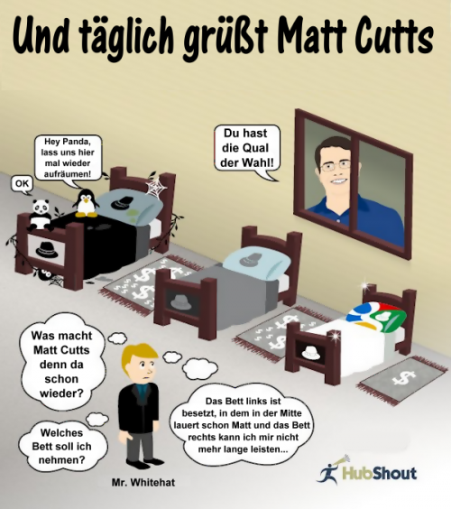 Und täglich grüßt Matt Cutts