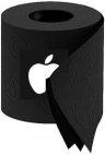 Apple Klopapier
