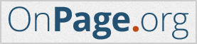 OnPage.org Logo