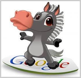 Google Pony-Update