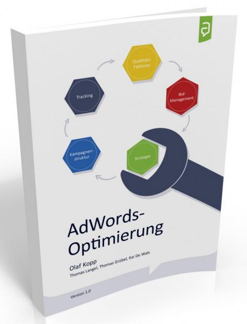 Weiter zum E-Book AdWords Optimierung...