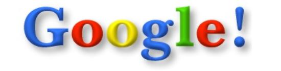 Google Logo 1998-1999