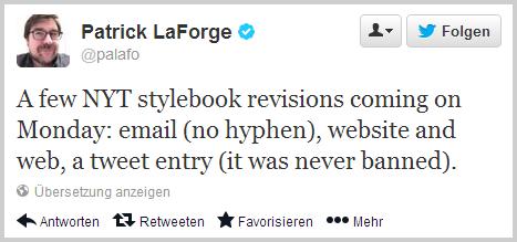 Patrick LaForge
