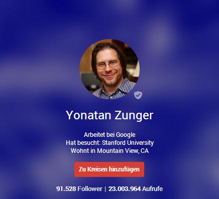 Yonatan Zunger