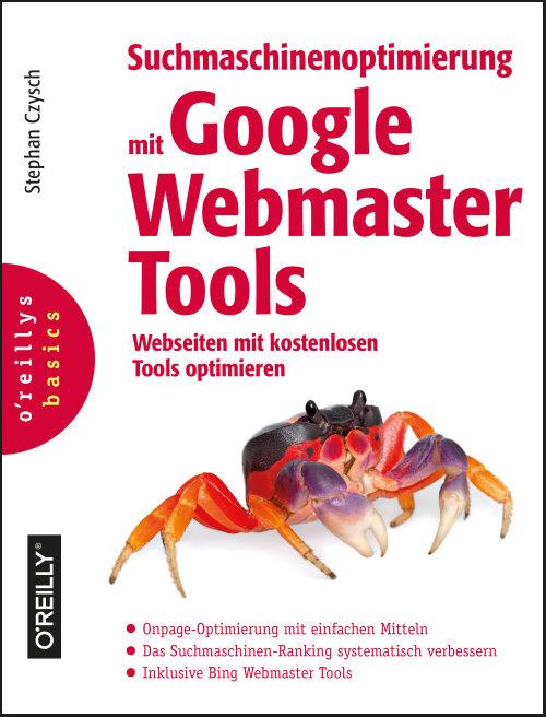 Suchmaschinenoptimierung mit Google Webmaster Tools von Stefan Czysch