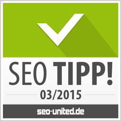 SEO-united.de Siegel 03/15