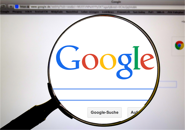 Googles Suche