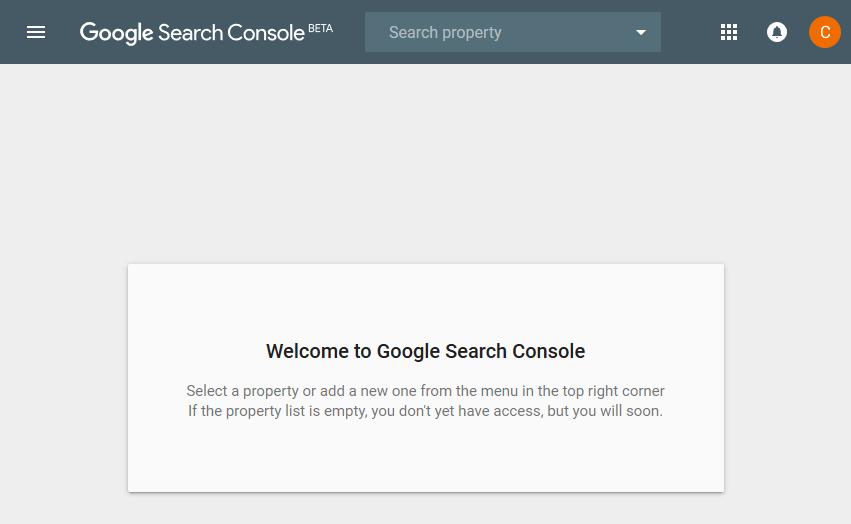 Search Console Beta online für alle