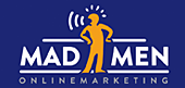 MADMEN Onlinemarketing Logo