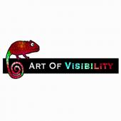 Art of Visibility Logo