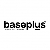 Baseplus DIGITAL MEDIA Logo