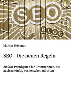 Cover des Buches SEO - Die neuen Regeln